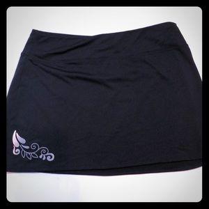 Medium spandex women's Athleta skirt